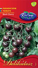 Black cherry  paradicsom képe