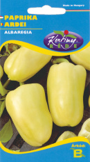 Albaregia étkezési paprika képe