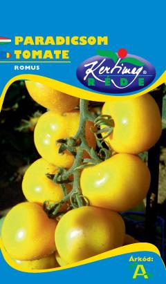 Romus paradicsom képe