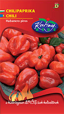 Habanero Piros Chilipaprika képe
